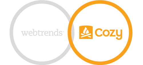 Webtrends to Cozy